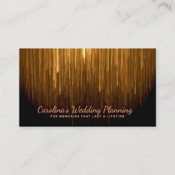 wedding planner slogans business cards