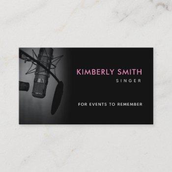 wedding singer slogans business cards