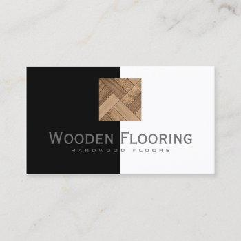 wooden flooring/hardwood floors cool card